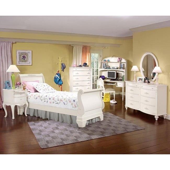 Cheri Sleigh Bedroom Set
