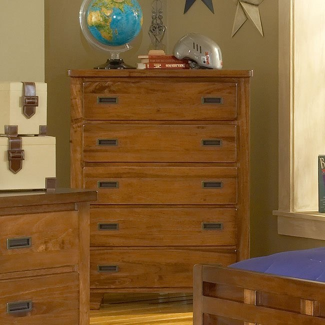 Heartland Five Drawer Chest