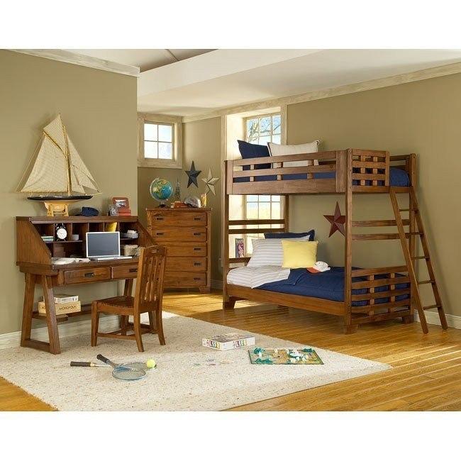 Heartland Bunk Bed Bedroom Set