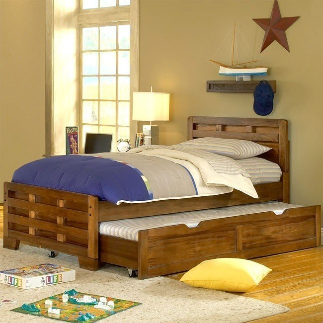 Heartland Captains Bed
