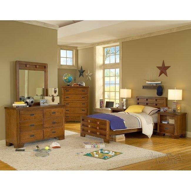 Heartland Panel Bedroom Set
