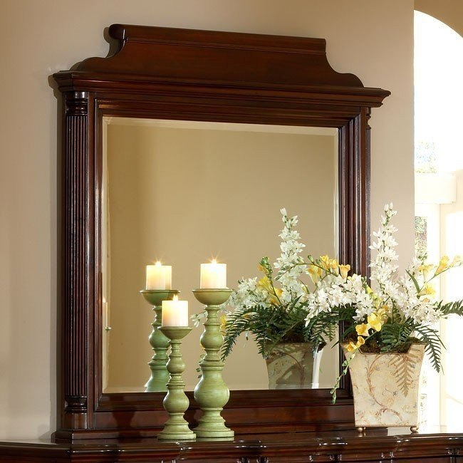 Lasting Traditions Landscape Mirror