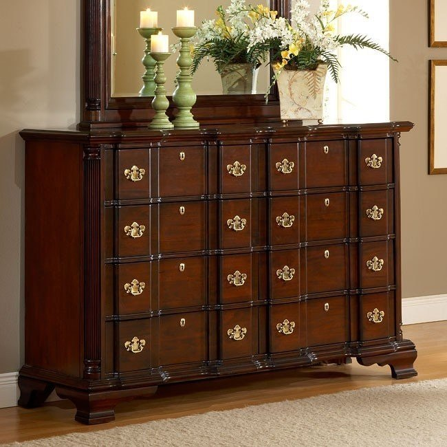 Lasting Traditions Triple Dresser
