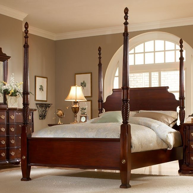 Lasting Traditions Poster Bed