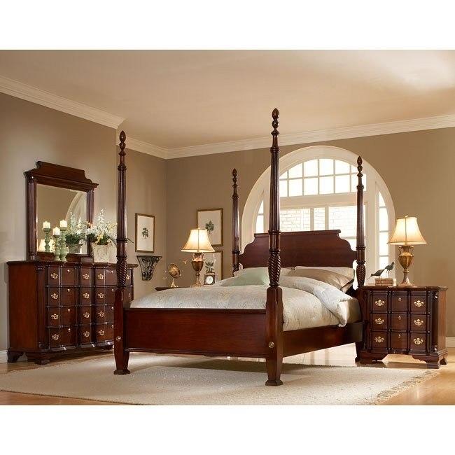 Lasting Traditions Bedroom Set