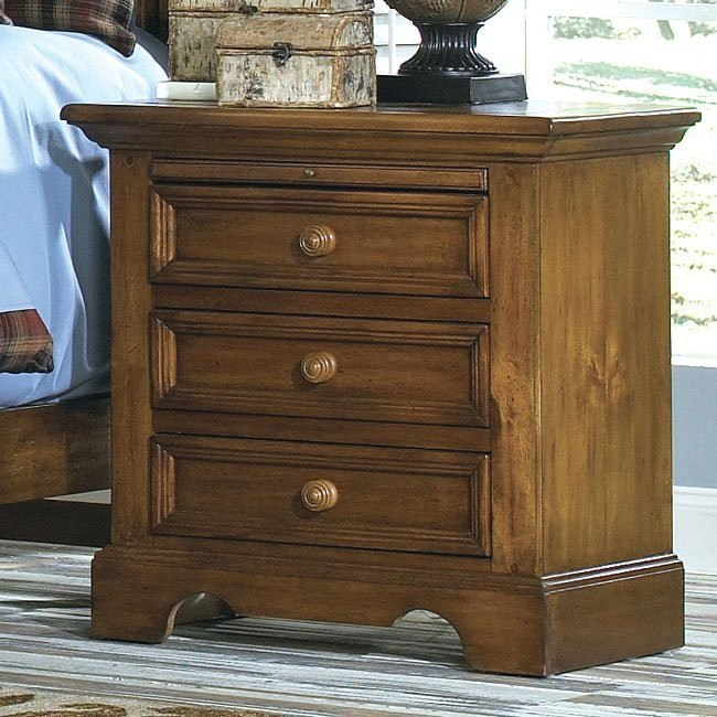 Eagles Nest Large Nightstand