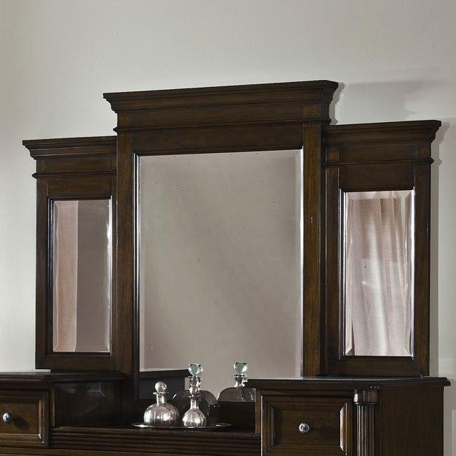 Granduer Tri-View Mirror