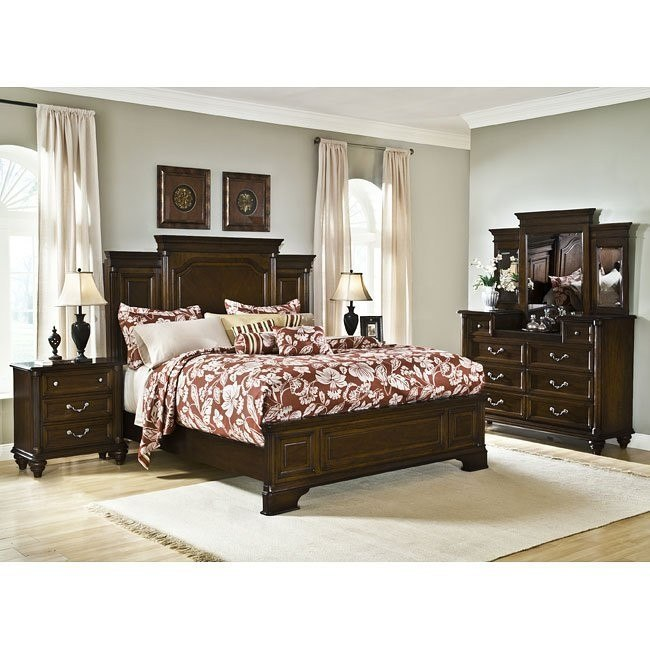 Granduer Bedroom Set