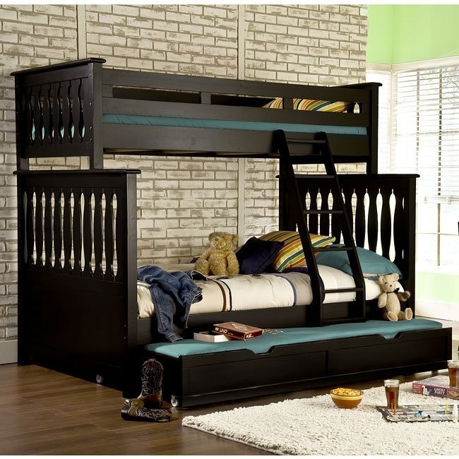 Weekends Bunk Bed (Twin/ Full)