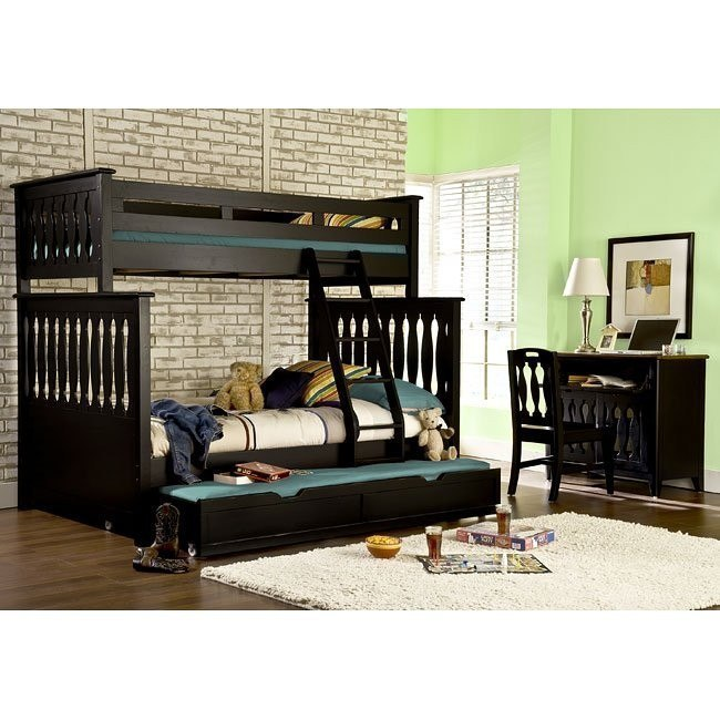 Weekends Bunk Bedroom Set