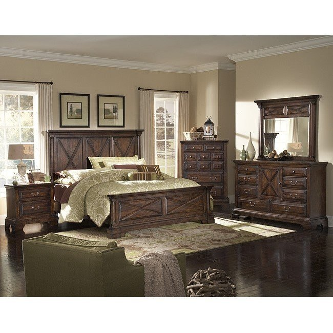 Heritage Lodge Bedroom Set