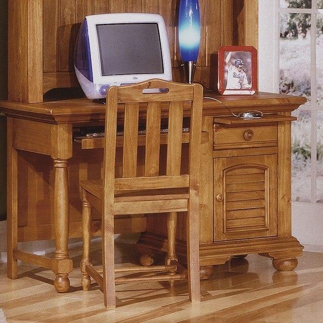 Cottage Traditions Computer Desk (Sandstone)