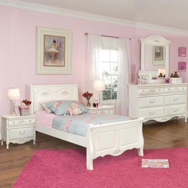 Summerset Sleigh Bedroom Set