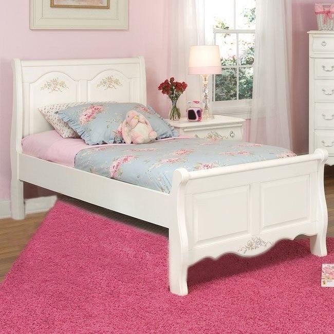 Summerset Sleigh Bed
