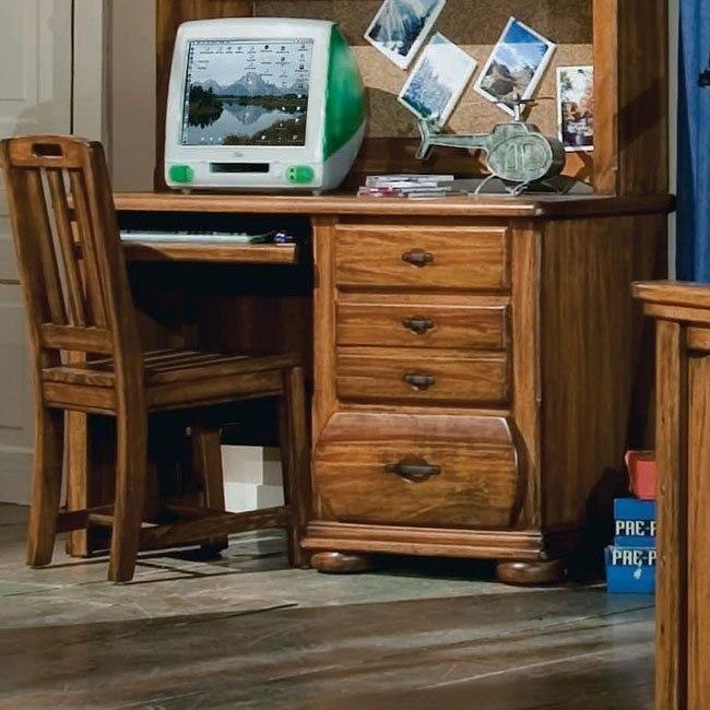 Timberline Computer Desk