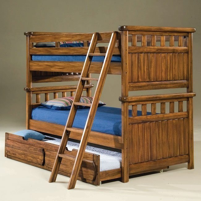 Timberline Twin/Twin Bunk Bed