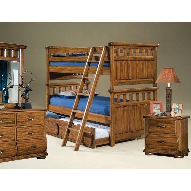 Timberline Bunk Bedroom Set