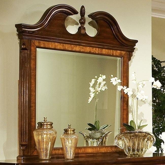 Wellington Manor Landscape Mirror