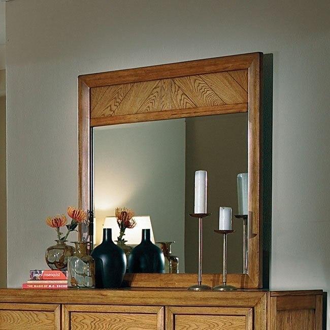 Casual Home Landscape Mirror