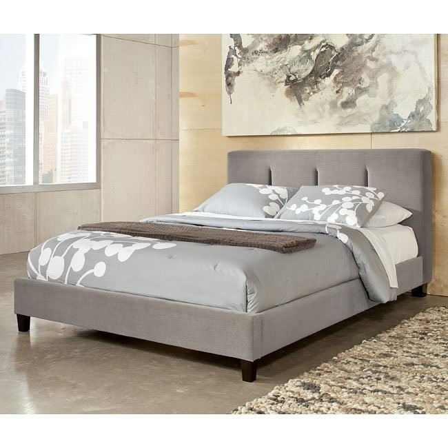 Candiac Upholstered Bed