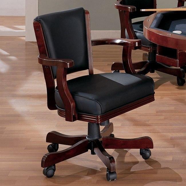 Mitchell Game Chair (Cherry)