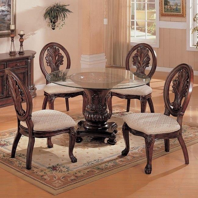 Tabitha Round Dining Room Set