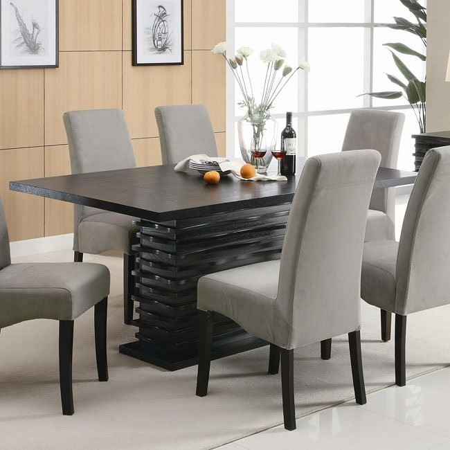 Superbe Stanton Contemporary Dining Table