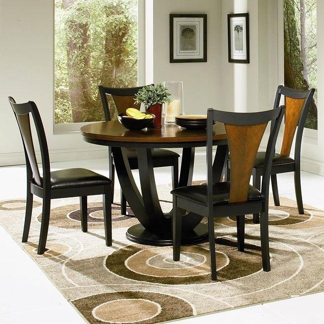 Boyer Round Dining Room Set