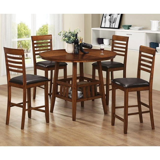Knoxville Counter Height Dining Room Set