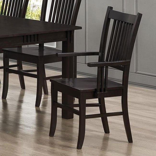 Marbrisa Arm Chair (Set of 2)