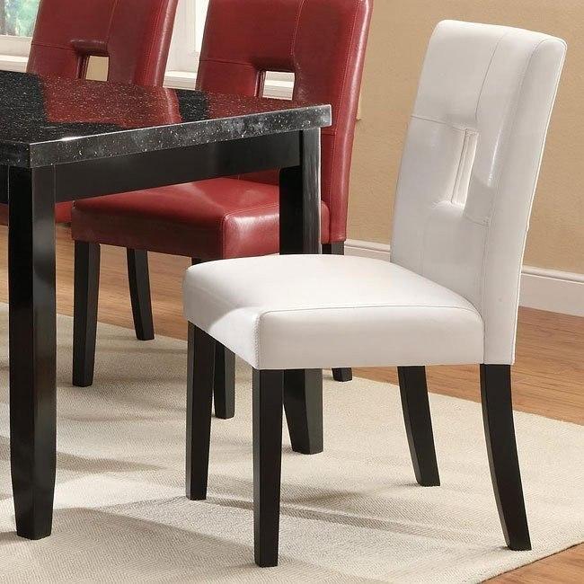 Newbridge Dining Chair (White) (Set of 2)