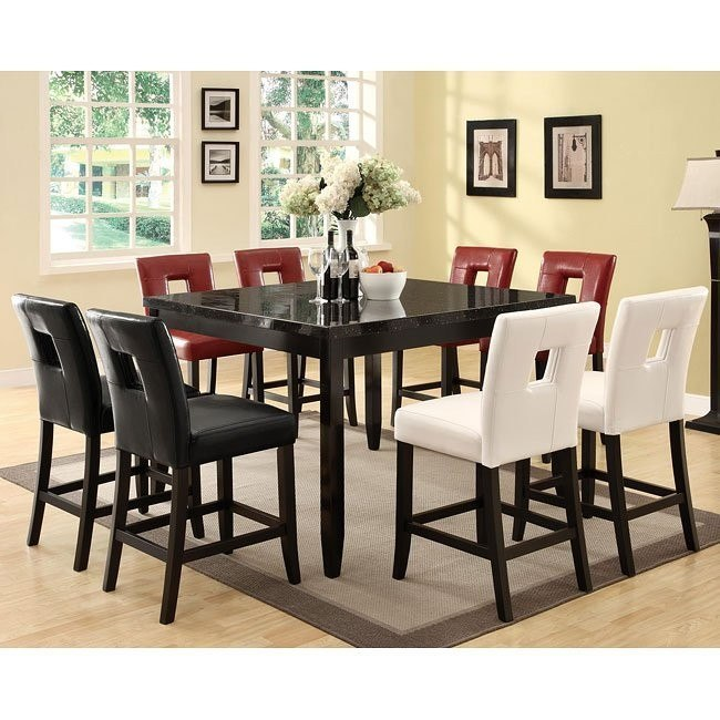Newbridge Counter Height Dining Room Set w/ Chair Choices