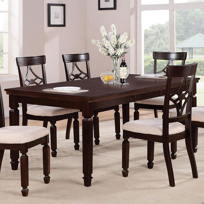Maude Rectangular Dining Table