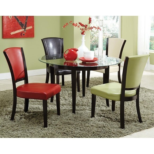 10368 Series Dining Room Set w/ Chair Choices