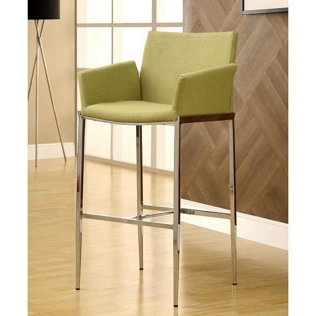 Modern Barstool (Pear) (Set of 2)