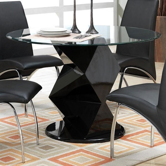 Ophelia Round Dining Table