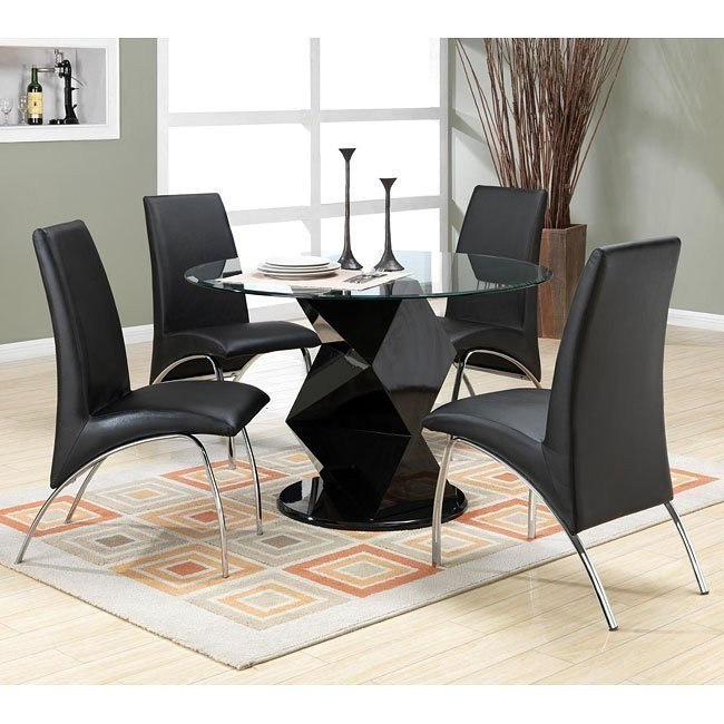 Ophelia Round Dining Room Set