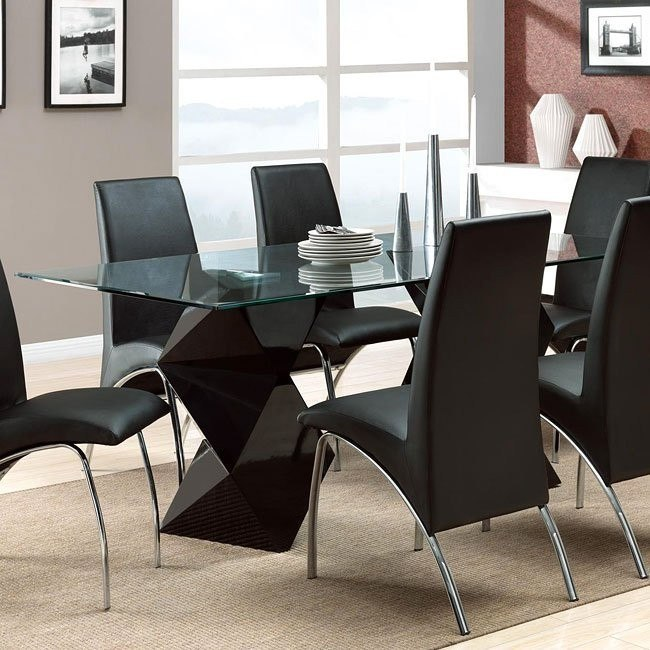 Ophelia Rectangular Dining Table