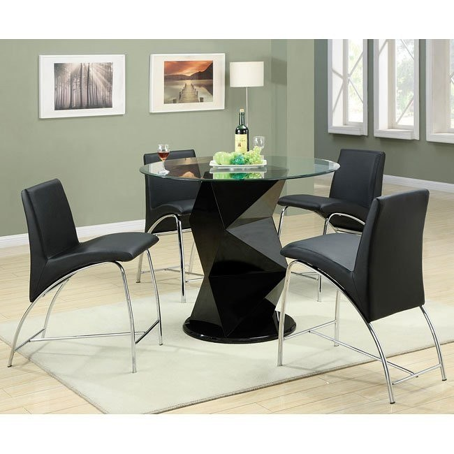 Ophelia Counter Height Dining Room Set