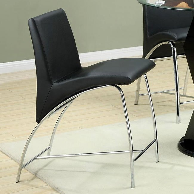 Ophelia Counter Height Chair (Set of 2)