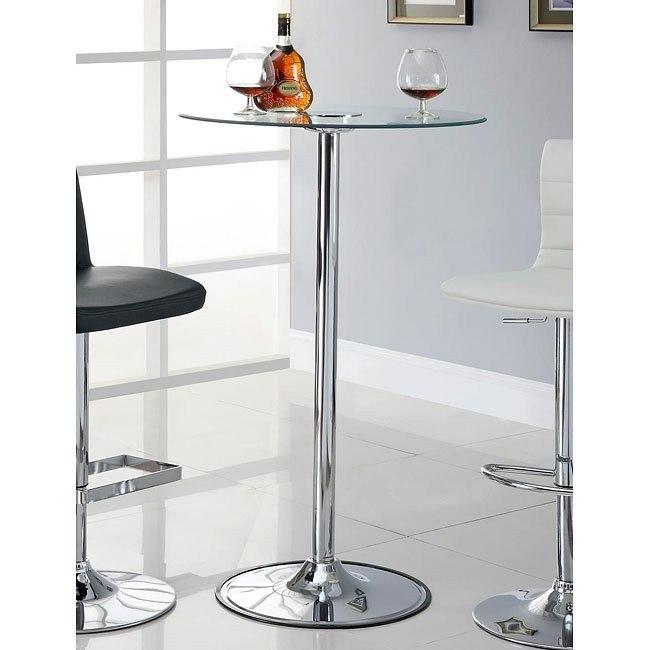 42 inch LED Bar Table