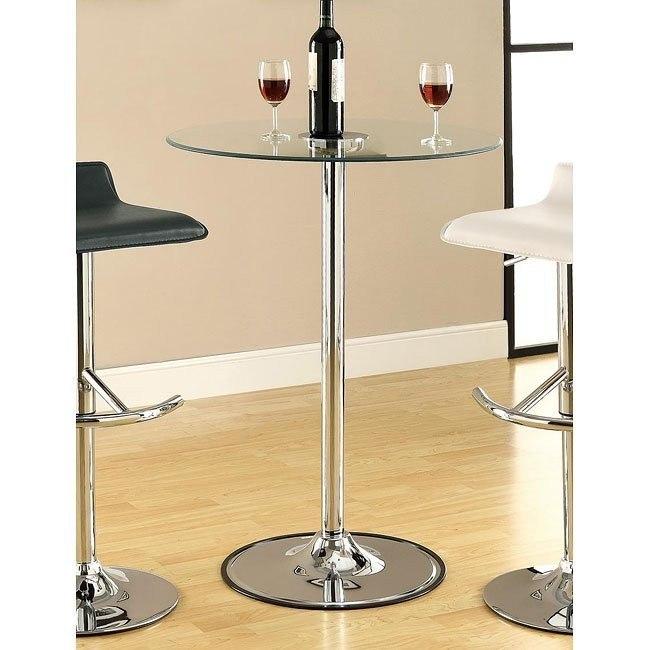 36 inch LED Bar Table