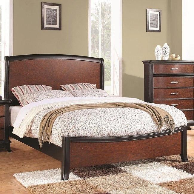 Josephina Panel Bed