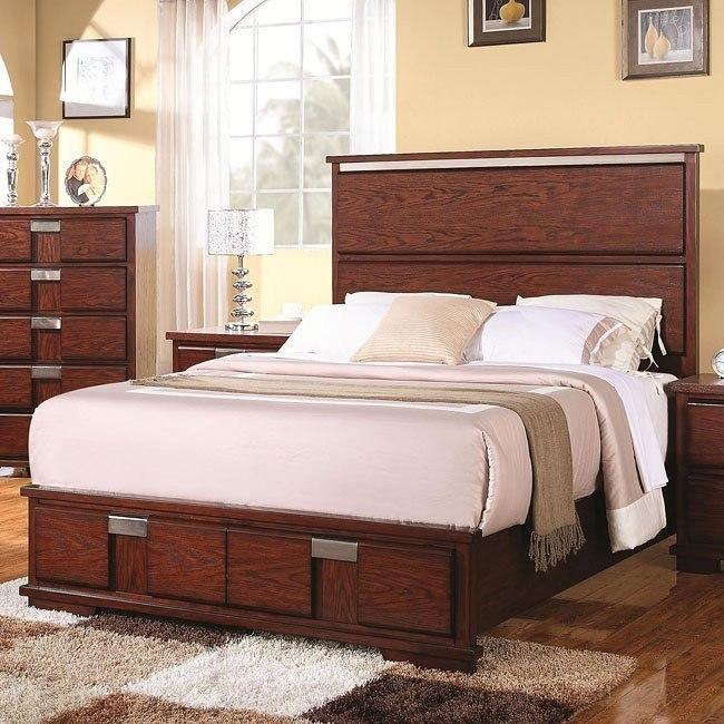 Hyland Storage Bed