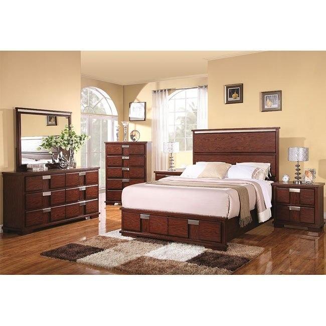 Hyland Storage Bedroom Set
