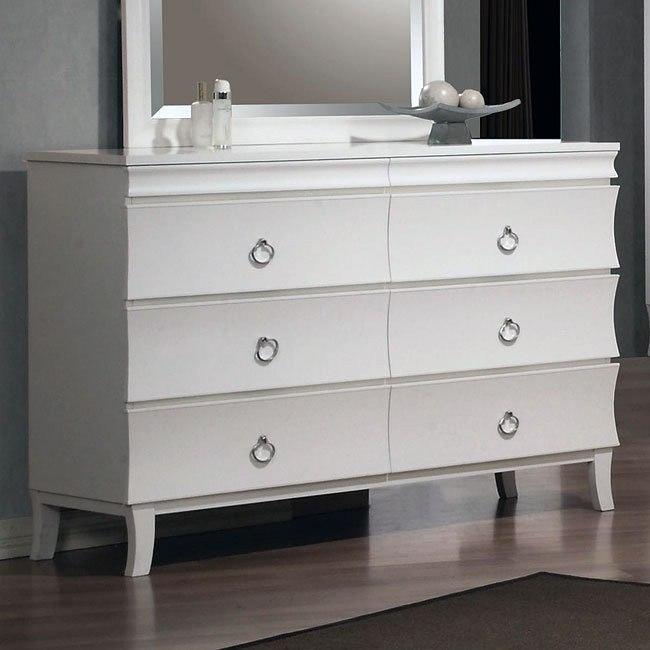 Holland Dresser (White)
