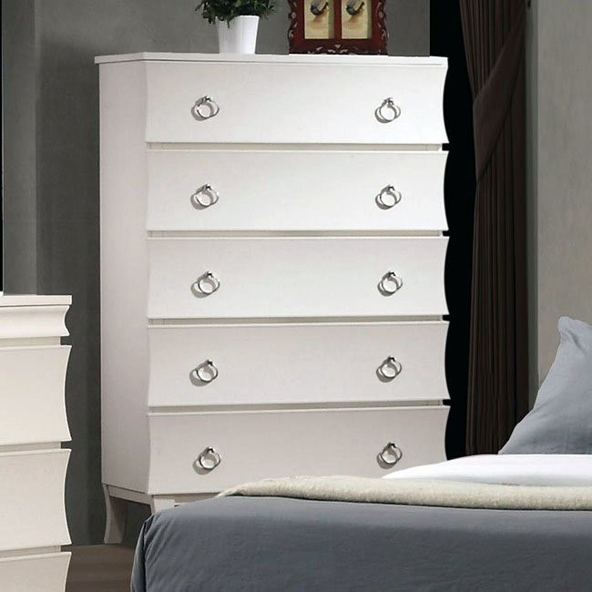 Holland Chest (White)