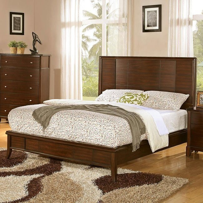 Addley Low Profile Bed
