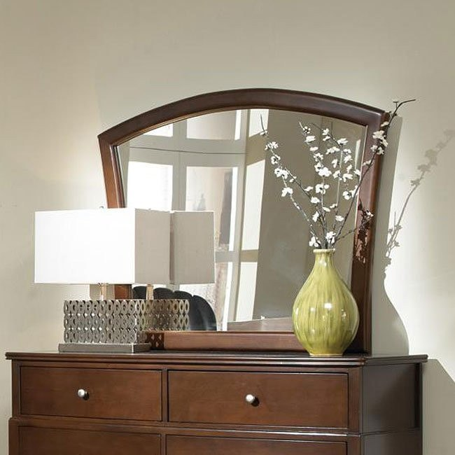 Addley Shell Shaped Mirror