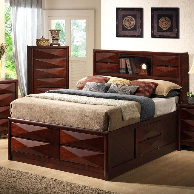 Bree Storage Bed